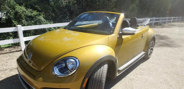 USA TODAY's Chris Woodyard takes us down memory lane as he reviews the new VW Beetle Dune edition. Inspired by its topless ancestors, this is a fun and capable car.
