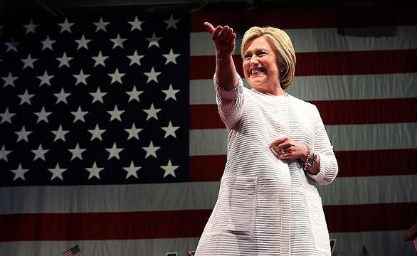 Hillary Clinton won California on the final Super Tuesday in the 2016 presidential primaries, declaring victory as the presumptive Democratic presidential nominee.