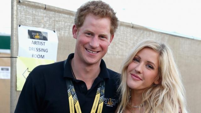 Prince Harry and Ellie Goulding may be more than friends