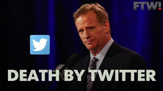 Roger Goodell isn't the only celebrity that's been caught up in a Twitter hoax.
