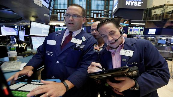 Wall Street is on new high watch – again. The S&P 500 is inching closer and closer to hitting a new all-time high, but it isn't there yet.  Adam Shell for USA TODAY.