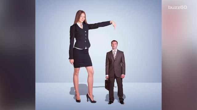 Tall people are more productive than short