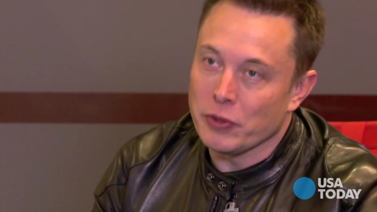 "Elon Musk may create ""Flying metal suit"""