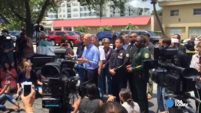 Florida Gov Rick Scott declares a state of emergency following Orlando mass shooting