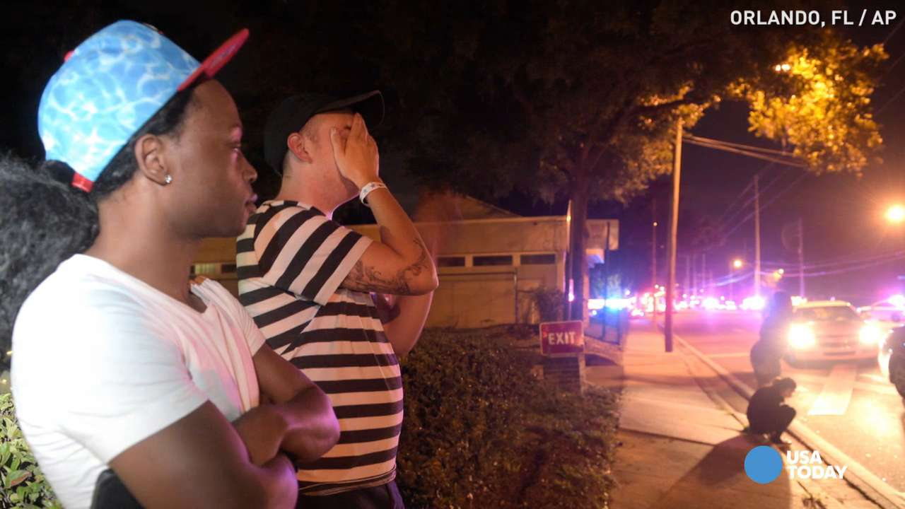 What we know about the Orlando nightclub shooting