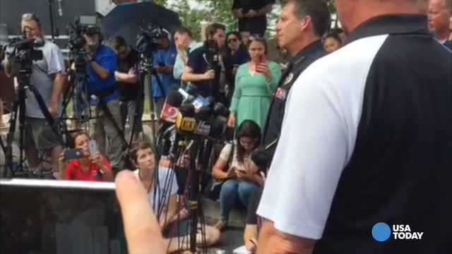 Orlando Police Chief John Mina on why authorities waited three hours before attempting hostage rescue