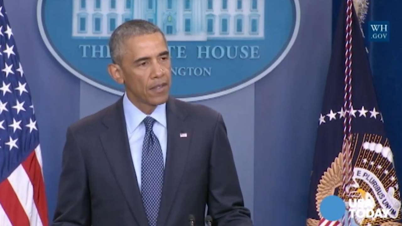 Obama: Orlando shooting was act of terror, hate