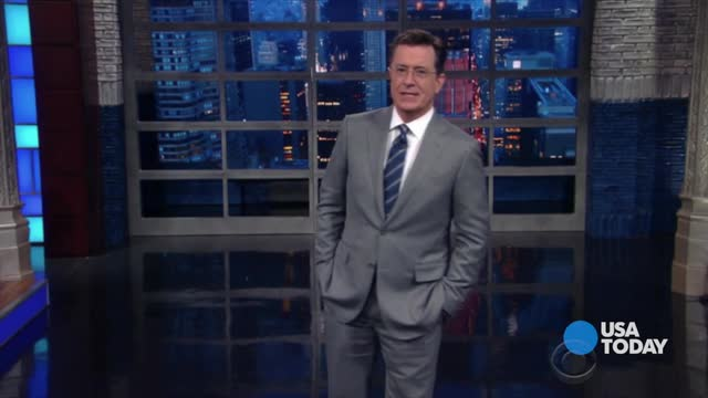 The late-night comics discuss running mates. Take a look at our favorite jokes, then vote for yours at opinion.usatoday.com.