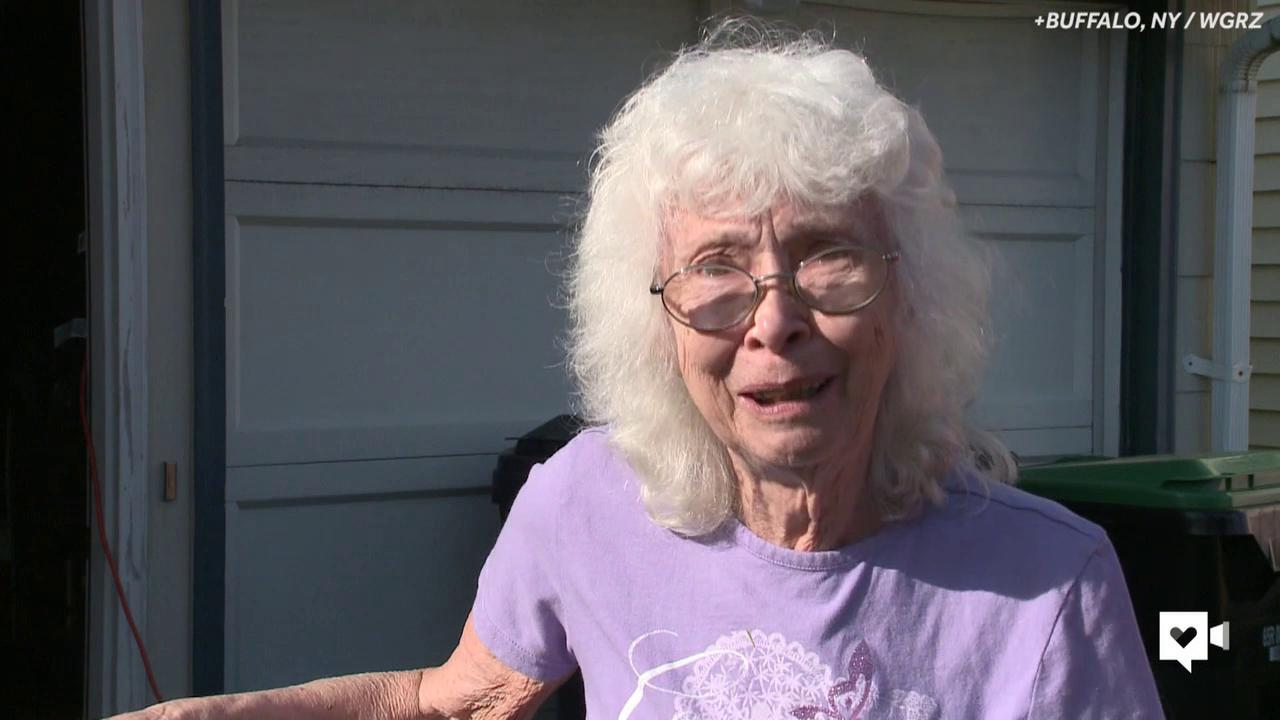 Good deed by Boy Scouts brings aging neighbor to tears