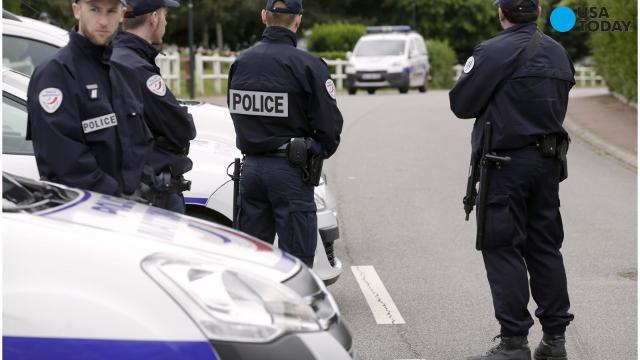 Hollande: French couple's killing 'incontestably a terrorist act'