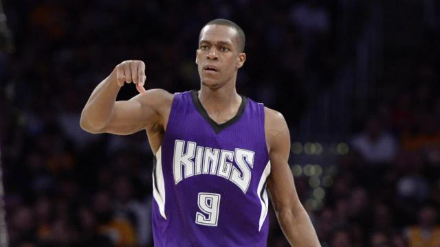 Veteran point guard RajonRondo said that the SacramentoKings had too many distractions to be successful in 2015–16, partially due to   the frayed relationship between center DeMarcusCousins and former coach George Karl.