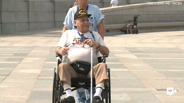 Honor Flight gives thanks, recognition to WWII veterans
