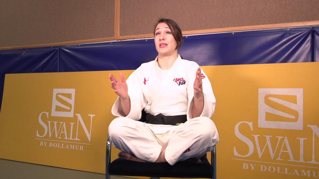The bronze medalist from 2012 explains her  love of the sport despite it's toll on her body, plus her relationship with former judoka, Ronda Rousey