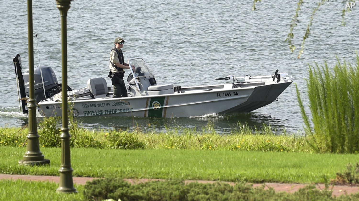 Toddler's body found 'intact' after alligator attack