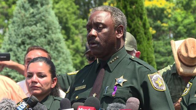 Sheriff says 'no question' child killed by alligator at Disney