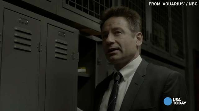 'Aquarius' is back as Hodiak continues to investigate the Manson murders. USA TODAY's Robert Bianco previews the second season for Thursday, June 16.