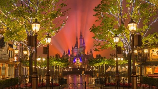 Disney has opened its first park in China. Video provided by Newsy
