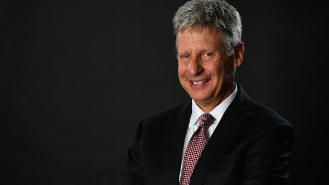 Capital Download: Gary Johnson on guns, marijuana and running for President