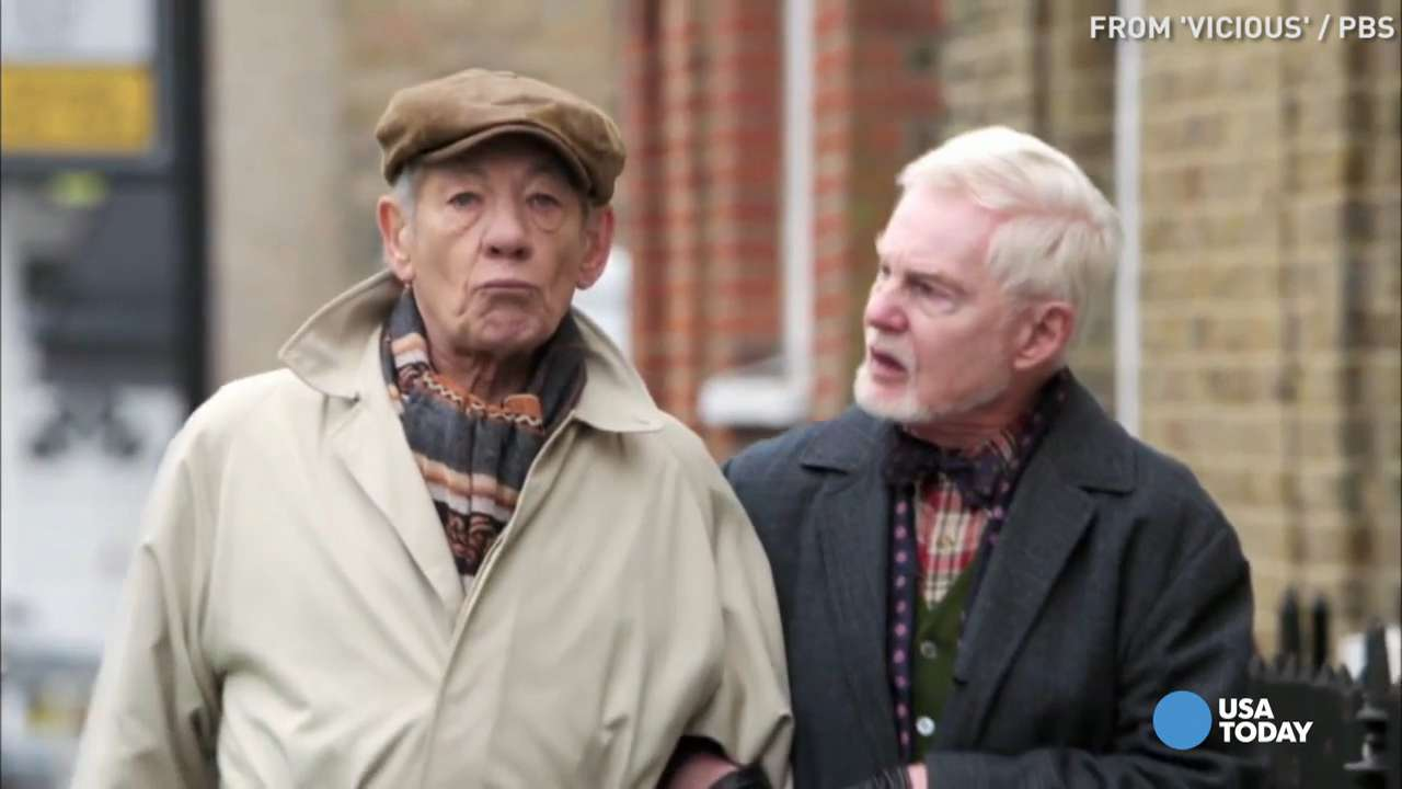 See Ian McKellen and Derek Jacobi one last time as an adorable gay couple on the PBS comedy 'Vicious.' USA TODAY's Robert Bianco previews the one-hour series finale for Sunday, June 19.