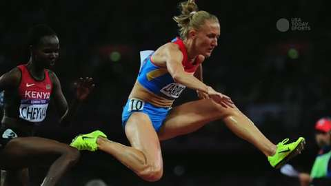 Russian track and field athletes banned from Rio Olympics