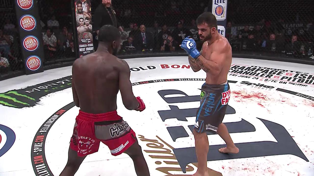 Bellator 156 highlights
