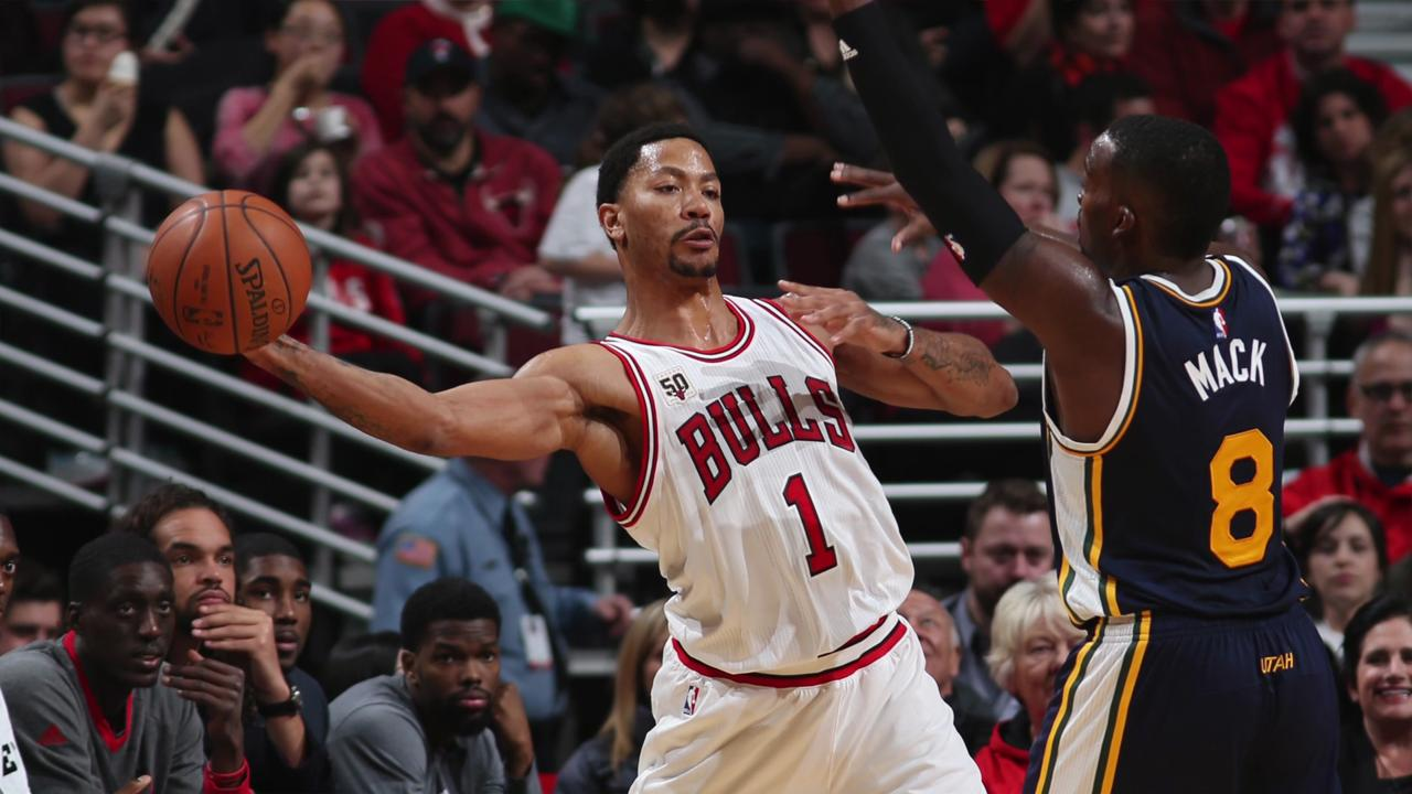 The New York Knicks have had internal discussions about a trade for Rose, according to ESPN. Former NBA player Eddie Johnson analyzes if it would be a good fit for the current Chicago Bulls point guard.