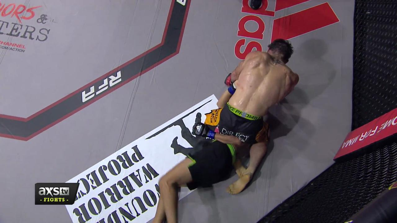 RFA 39 video highlights