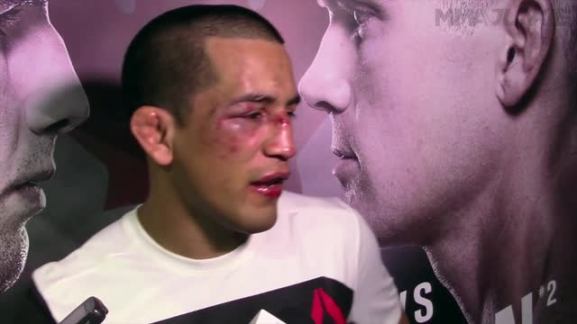 Joe Soto releived to finally fulfill his dream at UFC Fight Night 89