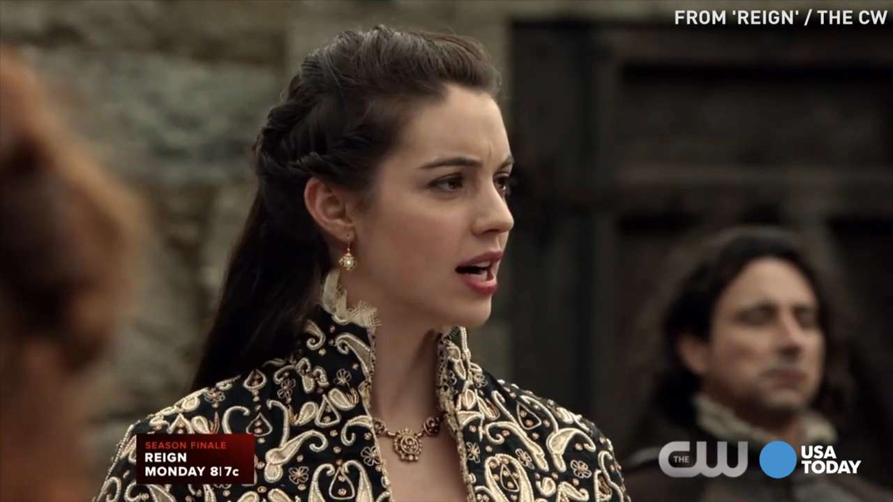 Will Mary be able to defend her reign in Scotland? USA TODAY's Robert Bianco previews the season finale of the historical drama 'Reign' and the show's impact on The CW for Monday, June 20.