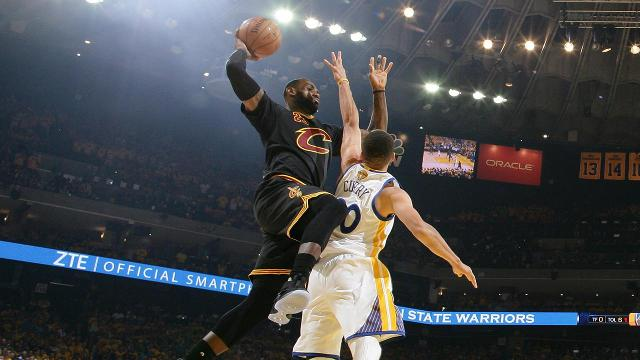 Cavaliers make history by coming back from 3-1 Finals deficit