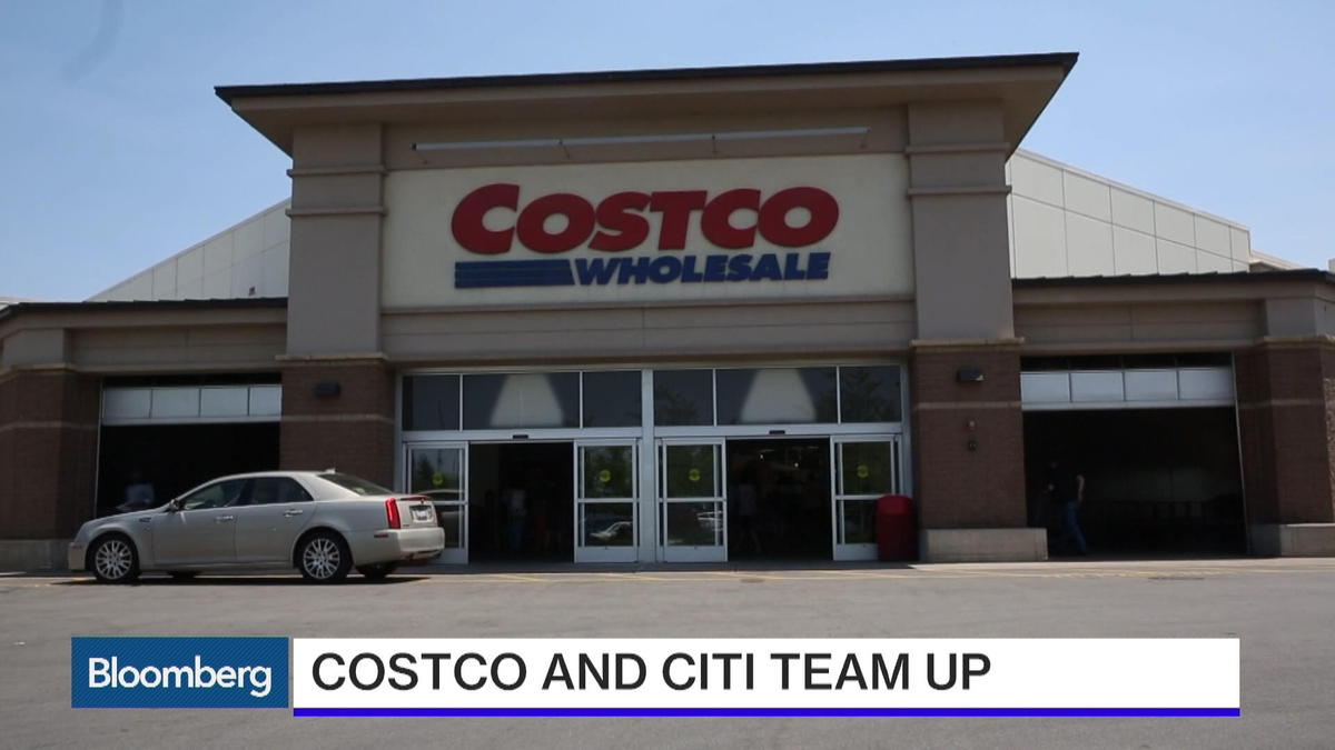 Costco and Citi forge new retail, credit partnership