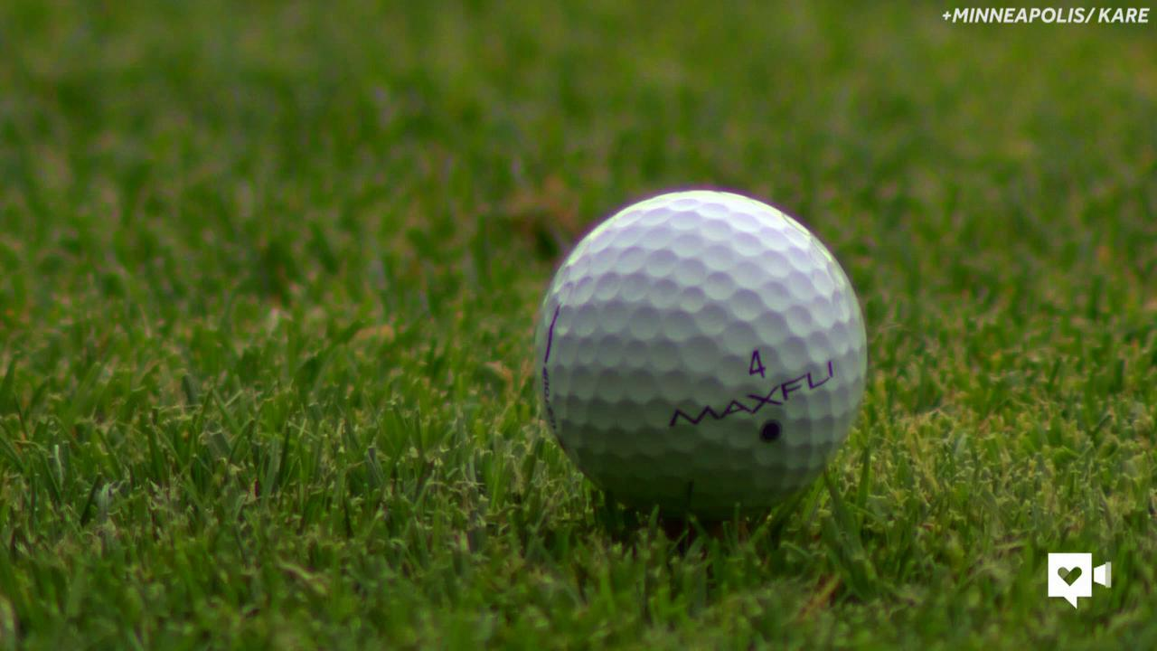 Amazing hole-in-one unites family with late father
