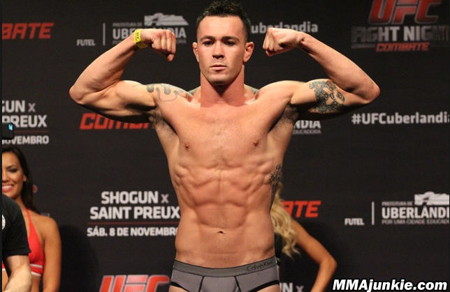 Colby Covington on MMAjunkie Radio