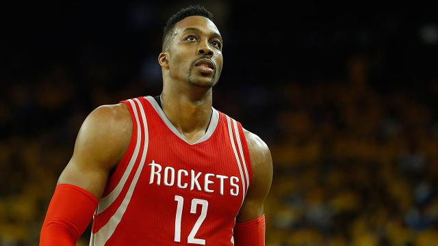Dwight Howard opts out of Rockets contract, becomes free agent