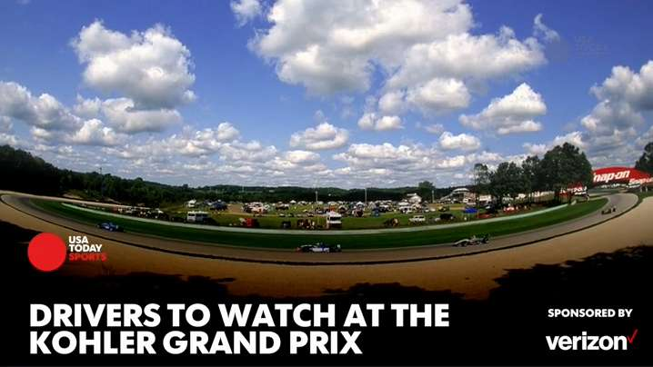 USA TODAY Sports' Brant James looks ahead to the Kohler Grand Prix.