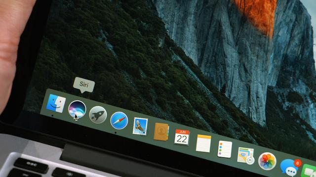 MacOS Sierra - Five new features