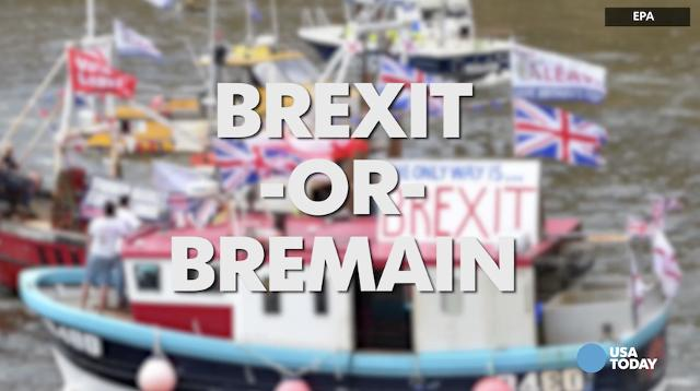 When the result of Britain's vote to exit or remain in the European Union is known, markets are going to swing sharply. Adam Shell for USA TODAY.