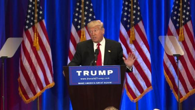 Trump calls Clinton 'most corrupt' presidential candidate ever
