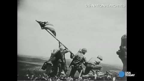 Marines admit they misidentified one man in iconic 1945 Iwo Jima photo