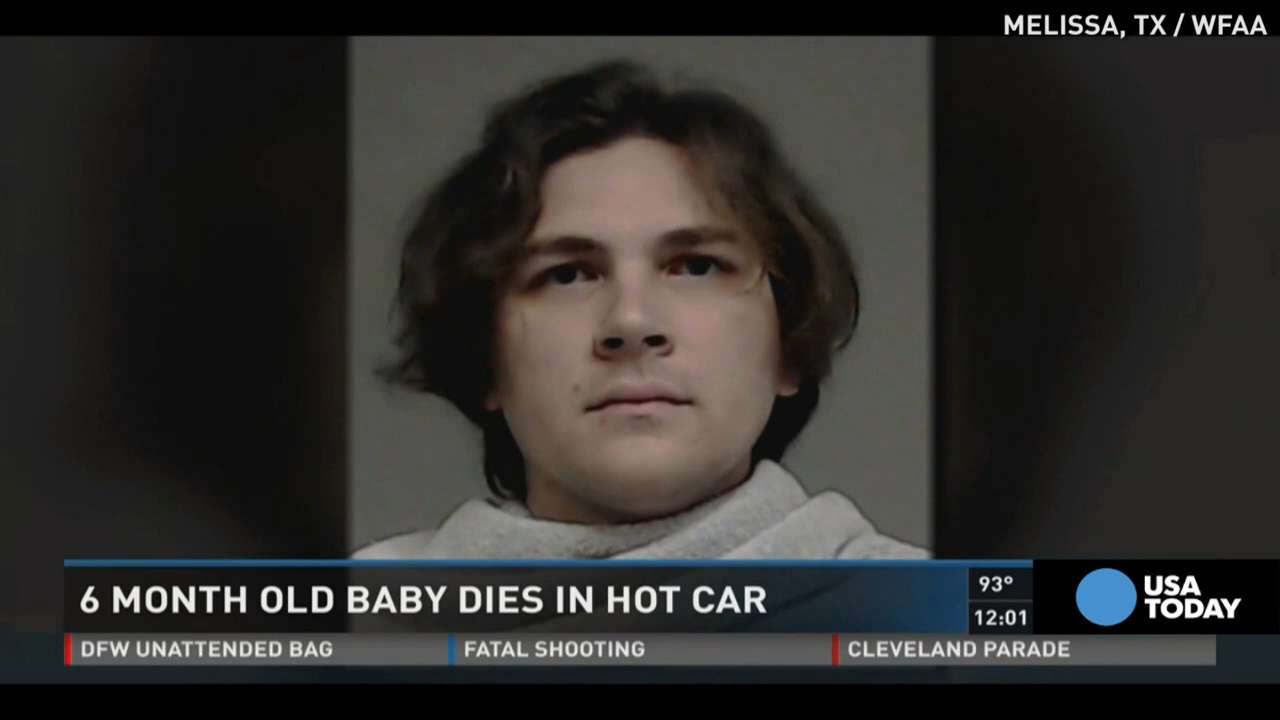 Dad tried to save baby left in hot car by putting her in fridge