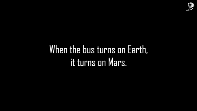 In a unique educational campaign from Lockheed Martin, an ordinary bus trip turns into an incredible space journey.