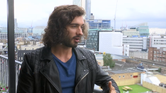 Joe Wicks: 'You don't have to eat like a rabbit to get lean'