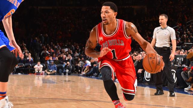 In a press conference on Friday, Derrick Rose said he \u0022doesn't know\u0022 why the Chicago Bulls traded him to the New York Knicks but that he is thankful.