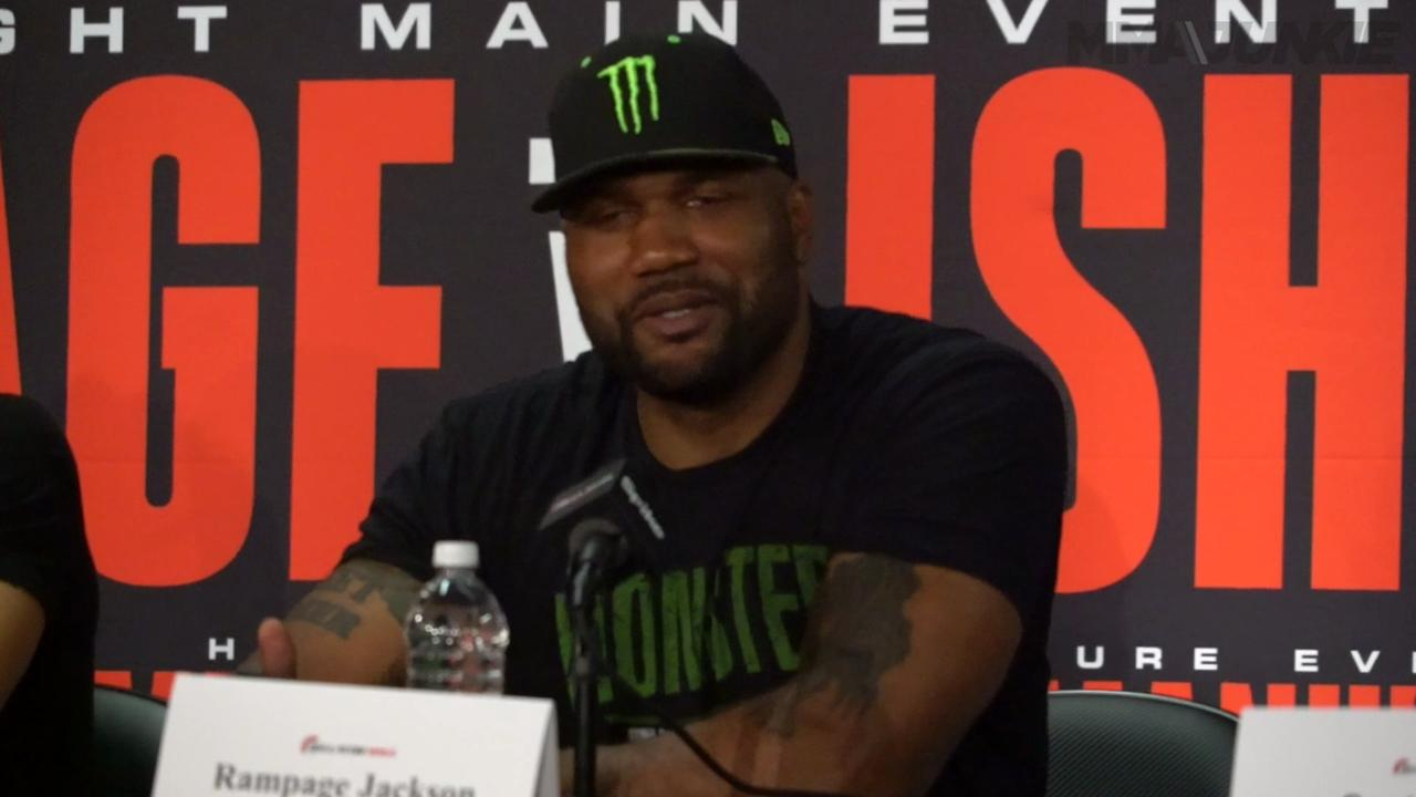 After Bellator 157, Quinton Jackson doesn't want to fight Satoshi Ishii again