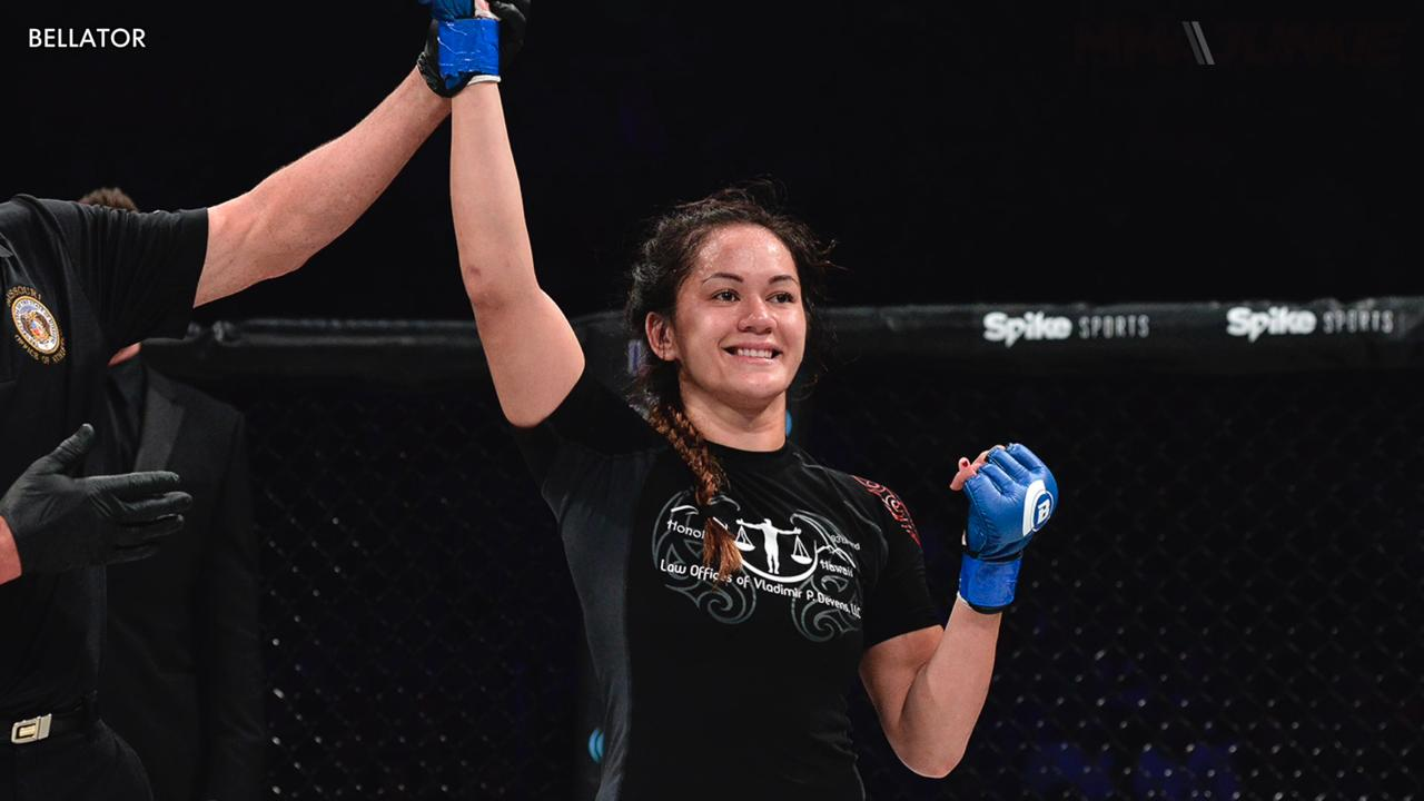 Ilima MacFarlane knew Rebecca Ruth would be a tough out at Bellator 157
