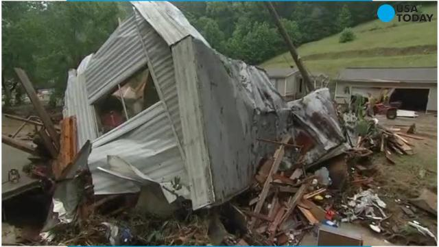 Search and rescue in West Virginia continues