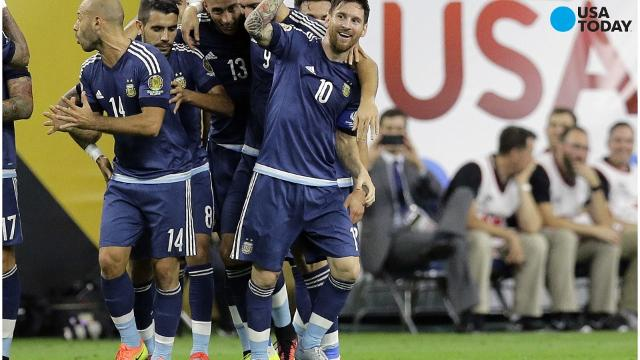 Lionel Messi announces he's quitting Argentina's national team