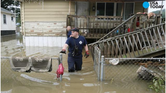 25 killed in West Virginia floods, more rain coming