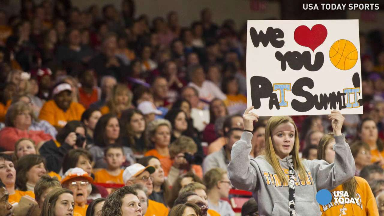 Fans #PrayforPat Summitt