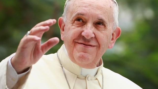 Pope francis apology to gay